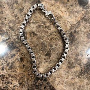 Tiffany and Co Box Bracelet
